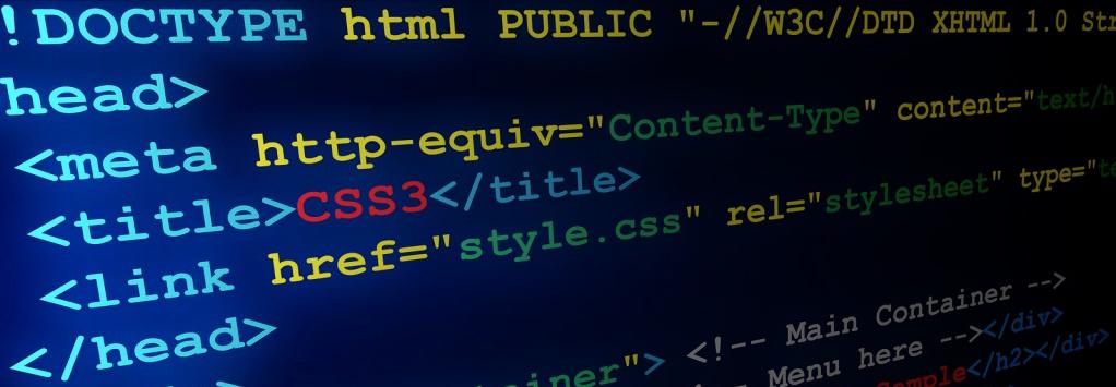 Úprava stránek a programování